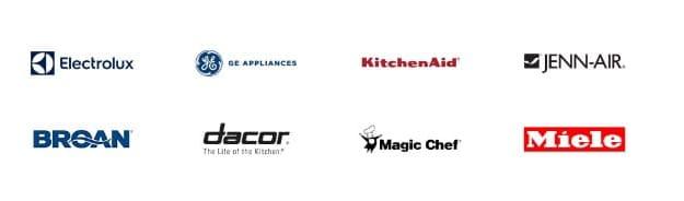 appliance repair brands los angeles